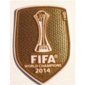 Patch Football Fifa World Club Champions 2014 Real Madrid