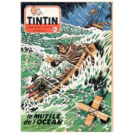 Tintin N� 352 : Le Mutile De L'ocean