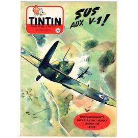 Tintin N� 339 : Sus Aux V-1 !