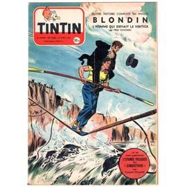 Tintin N� 338 : Blondin