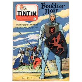 Tintin N� 333 : Le Bouclier Noir