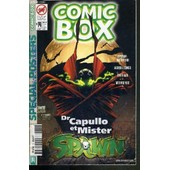 Comic Box - N�14 - Aout 1999 - Dr Capullo Et Mister Spawn - Le Heros Du Mois, Roxy Spaulding Est Membre De Gen 13, Six Mois Avec Batman, Le Heros Oubli�, Infinity Inc?, Spider-Man: Le Debut ... de COLLECTIF