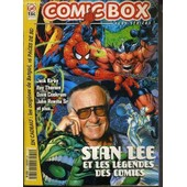 Comic Box - Hors-Serie - N�3 - 2nd Semestre 2000 - Stan Lee Et Les Legendes Des Comics - Stan The Manlee, 1935-1955: L'age D'or, Dave Cockrum, Marvel Le Mal-Aim�, E.C. Comics: La ... de COLLECTIF