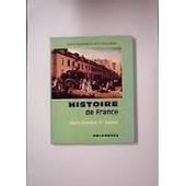 Cours D Histoire M Et S Chaulanges Histoire De France Cours Moyen 1ere Annee de CHAULANGES