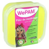 Porcelaine Froide � Modeler Wepam 145 G - Jaune Fluo - Wepam