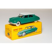 Dinky Toys #24cp Citroen Ds 19 + Boite