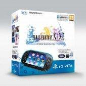 Pack Ps Vita Wi-Fi Final Fantasy X / X-2 + Carte M�moire 4 Go