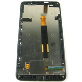 Complete Lcd Display Screen W/ Touch Digitizer+Frame For Nokia Lumia 1320