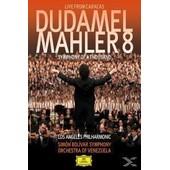 Mahler: Symphony No 8: Gustavo Dudamel: Los Angeles Philharmonic (Blu-Ray)
