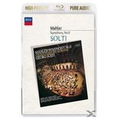 Mahler: Symphony No. 8: Georg Solti (Audio-Only Blu-Ray)