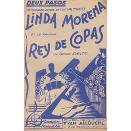 "Linda Morena et le fameux ""Rey de Copas"" de Ramon Suelto (saxo/alto)"