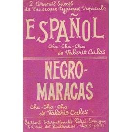 "Espanol/cha-cha-cha et ""Negro-Maracas"" cha-cha-cha de Valerio Calès (accordéon/violon)"