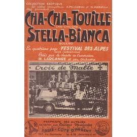 """Cha-cha touille"" et ""Stella-Bianca"" Bolero (Accordéon)"