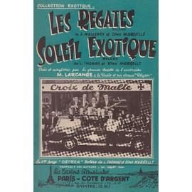 """""""Les régates"""" et """"Soleil exotique"""" (Accordéon/guitare)"""