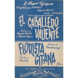 """El Caballero valiente"" et ""Florista gitana"" (Accordéon/violon)"