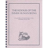 Riddles Of The Inner Human Being de UNKNOWN