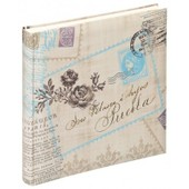 Album Photo � Coller Cosenza Pour 200 Photos Beige 11,5 X 15,5 Cm