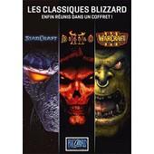 Coffret Blizzard - Diablo 1 + Starcraft + Warcraft 3 + Extensions