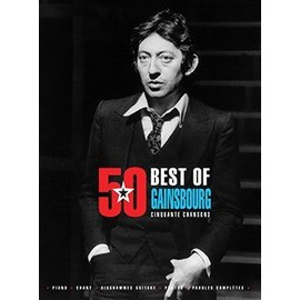 GAINSBOURG Serge Best of - 50 chansons