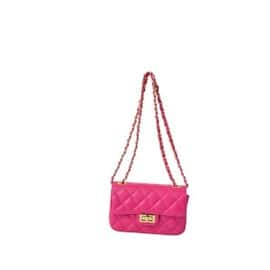 Sac Bandouli�re Cuir Matelass� Made In Italy Francuir Pour Femme-Fr03