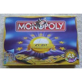 Monopoly Euro �dition Exclusive
