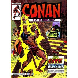 Conan Le Barbare 1 La Cite Sauvage 1