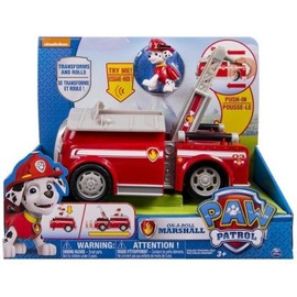 Pat Patrouille V�hicule Deluxe Marcus Paw Patrol