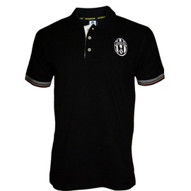 Polo Supporter - Juventus De Turin - Collection Officielle - Football Calcio Italie - Blason Maillot Club Juve