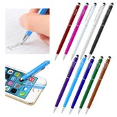 Pack De 10 Couleurs : 2-En-1 Stylets Stylos � Bille Pour �cran Tactile Smartphone Tablette Iphone Ipad Ipod Samsung Galaxy Htc Lg Sony Xperia Huawei Nokia Lumia Nexus Motorola Zte Blackberry