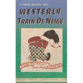 """""""Westerly"""" et """"Train de neige"""" Fox de la New Orléans (Accordéon)"""