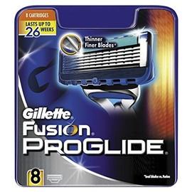 Gilette Fusion Proglide Pack De 8 Lames De Rasoir
