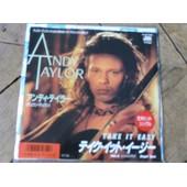 Take It Easy / Angel Eyes Japon - Andy Taylor De Duran Duran