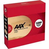 Pack Cymbales - Sabian Aax Set Performance Offre Sp�ciale - 25005xp
