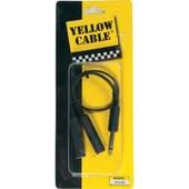 C�bles 1 Jack M�le - 2 Jacks Femelles - Yellow C�ble B2f
