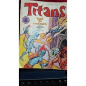 Titans N�10 de Tony Isabella