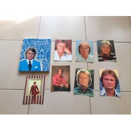 cartes postales claude francois 20e anniversaire volume 2