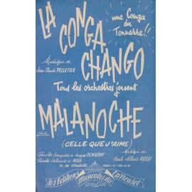 """""""La conga chango"""" et """"Malanoche"""" (Contrebasse/Guitare)"""