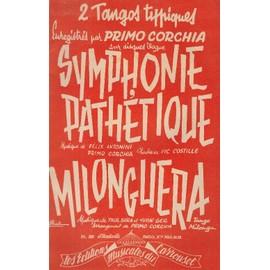 """""""Symphonie pathétique"""" et """"Milonguera"""" (Contrebasse)"""