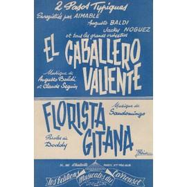 """El caballero"" et ""Florista gitana"" (Accordéon/Violon)"