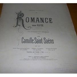 Romance pour Flûte (ou Violon)