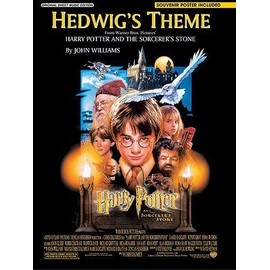 Hedwig's Theme From Harry Potter And The Sorcerer's Stone. Partitions pour Piano