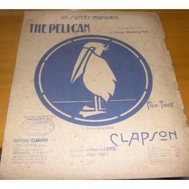"""The Pelican - Un succès mondain lancé par l'orchestre du """"Savoy Dancing Club"""""""
