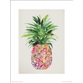 Ananas Poster Reproduction - Nature Morte, Summer Thornton (40x30 Cm)