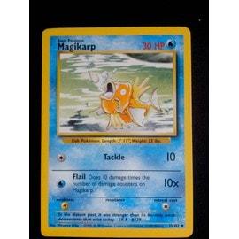 Magicarpe ( Magikarp ) 35/102 Set De Base Eng