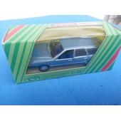 Schabak 1021 - Audi Avant Quattro Bleu M�tal 1:43