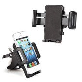 Support V�lo Moto Guidon Fixation Pour Iphone Ipod T�l�phone Mobile Mp3 Mp4