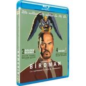 Birdman Ou (La Surprenante Vertu De L'ignorance) - Blu-Ray de Alejandro Gonz�lez I��rritu