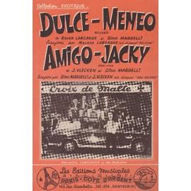 """Dulce-meneo"""" et """"Amigo-Jacky"""" (Accordéon)"""