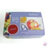 Panpastel Set De 20 Couleurs + Outils - Basique - Panpastel