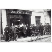 Magasin Andr� Pottier, Cycles Alcyon - 7� Salon De La Carte Postale